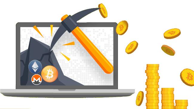 Kriptovaluta bányászás