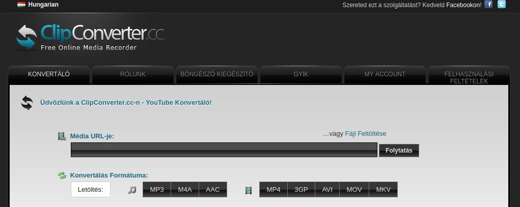 A legjobb online videó letöltő internetes oldalak programok pluginek listája