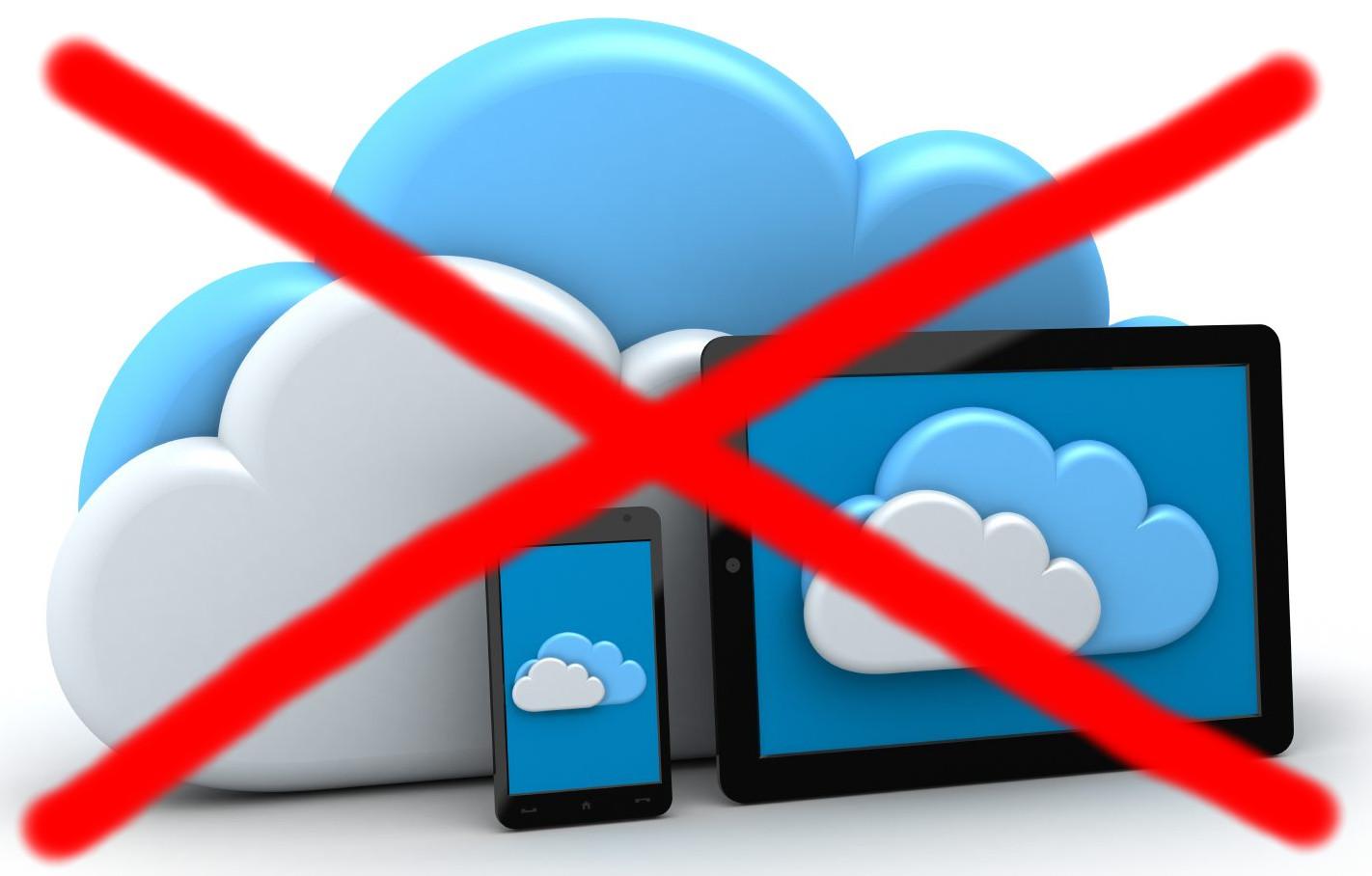 Biztonságos adattárolás a felhőben? SOHA!